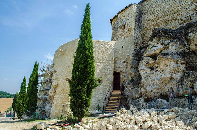 Photo du Monument Historique Château des Comtes d'Armagnac et ancien hôpital situé à Lectoure