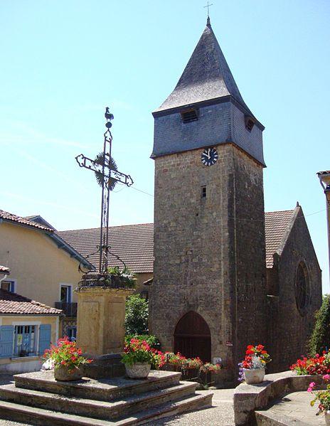 Photo du Monument Historique Église de la Nativité de Notre-Dame situé à Bassoues