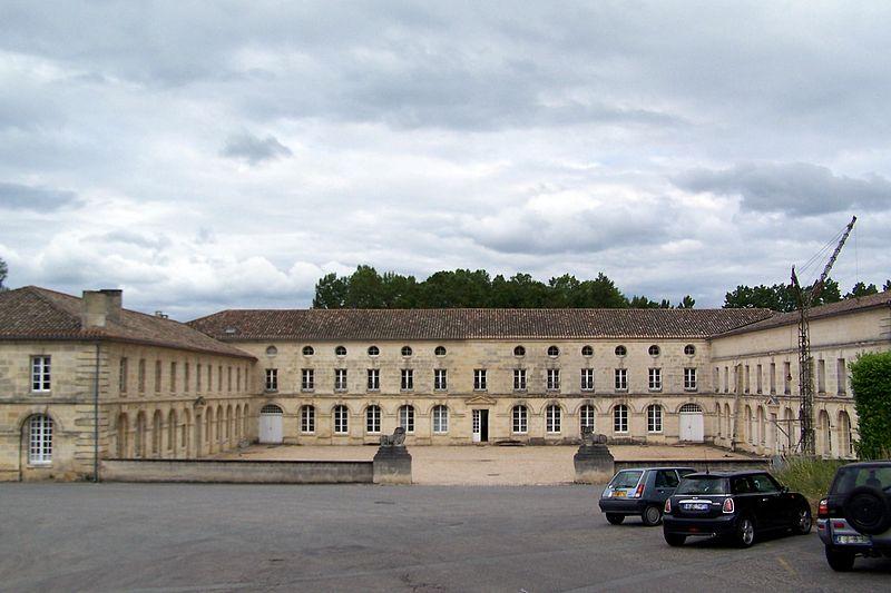 Photo du Monument Historique Ancienne manufacture (ou minoterie) situé à Abzac