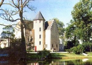 Photo du Monument Historique Château de Francs ou des Douze Portes situé à Bègles