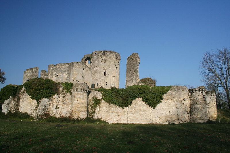 Photo du Monument Historique Château de Duras situé à Blanquefort