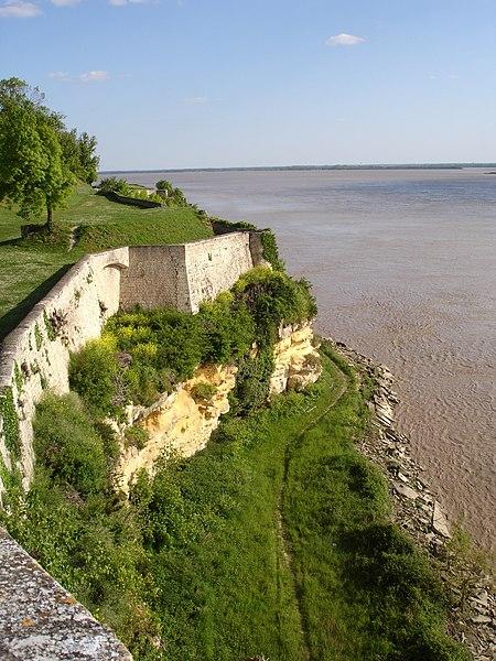 Photo du Monument Historique Citadelle de Blaye situé à Blaye