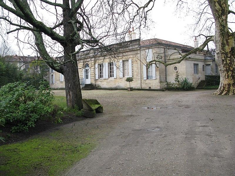 Photo du Monument Historique Chartreuse de Mirande situé à Bordeaux