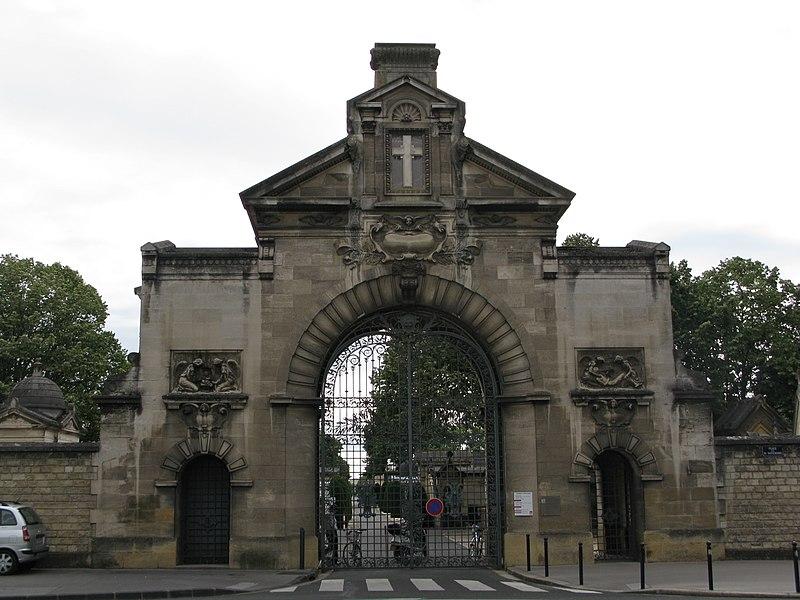 Photo du Monument Historique Cimetière de la Chartreuse situé à Bordeaux