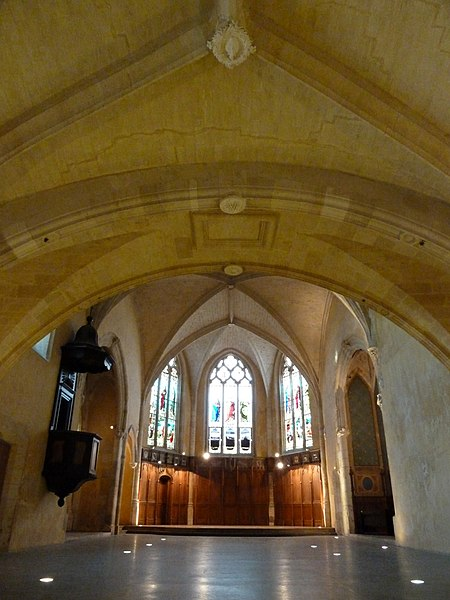 Photo du Monument Historique Ancien couvent des Annonciades, dit Maison de la Miséricorde, actuellement siège de la Direction régionale des affaires culturelles situé à Bordeaux