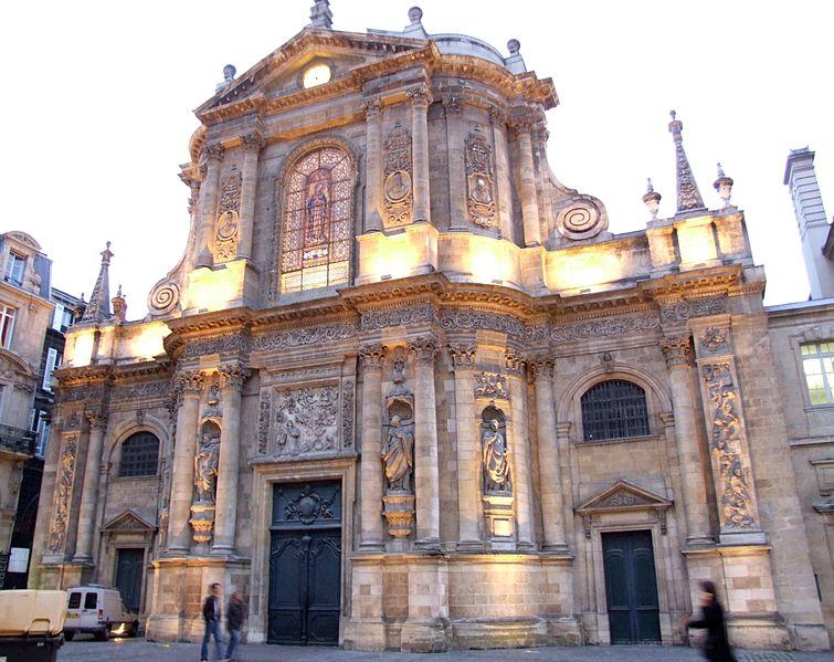 Photo du Monument Historique Eglise Saint-Dominique ou Notre-Dame situé à Bordeaux