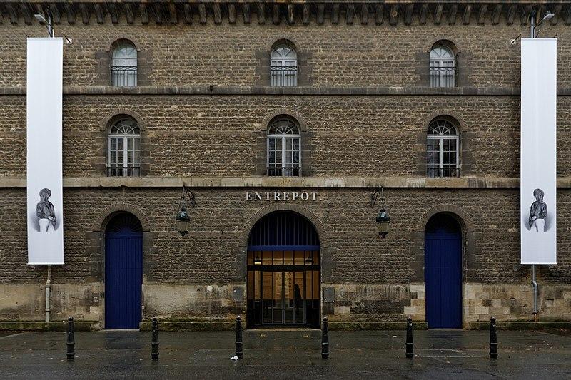 Photo du Monument Historique Ancien Entrepôt, dit Entrepôt Lainé situé à Bordeaux