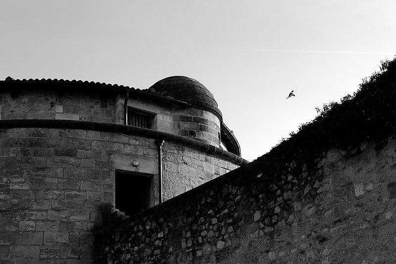 Photo du Monument Historique Fort du Hâ situé à Bordeaux