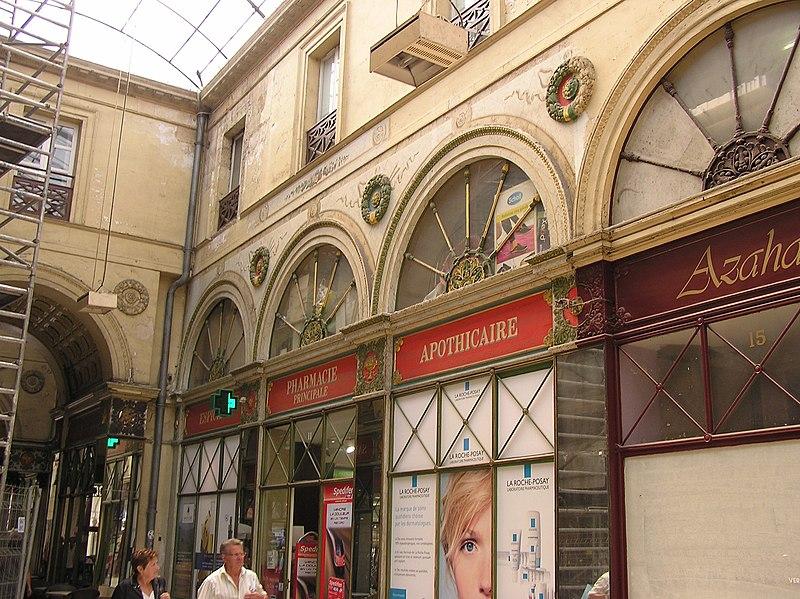 Photo du Monument Historique Galerie Bordelaise situé à Bordeaux