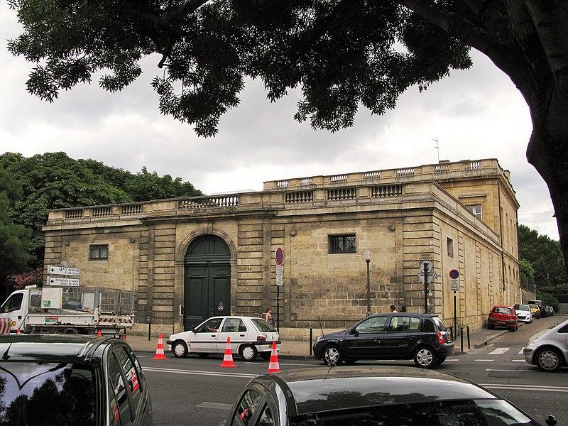 Photo du Monument Historique Hôtel de Basquiat (l'ensemble) situé à Bordeaux