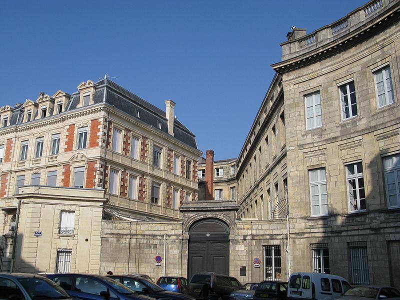 Photo du Monument Historique Hôtel Lisleferme situé à Bordeaux