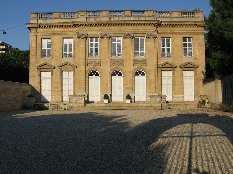 Photo du Monument Historique Hôtel de Poissac situé à Bordeaux