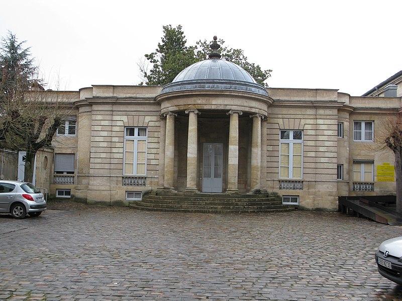 Photo du Monument Historique Ancien Hôtel Saint-Marc situé à Bordeaux
