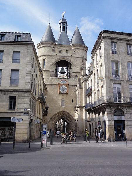 Photo du Monument Historique Ancien Hôtel de ville situé à Bordeaux