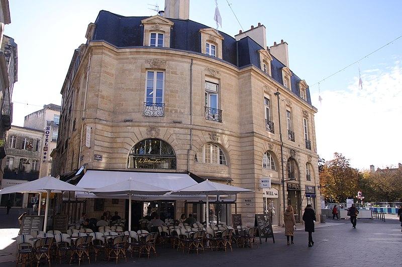 Photo du Monument Historique Maison, faisant retour sur la rue de la Vieille-Tour situé à Bordeaux