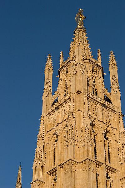 Photo du Monument Historique Tour Pey-Berland situé à Bordeaux