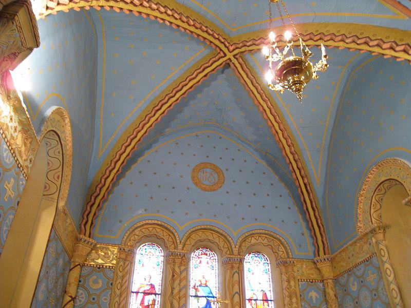 Photo du Monument Historique Eglise Saint-Romain situé à Cartelègue