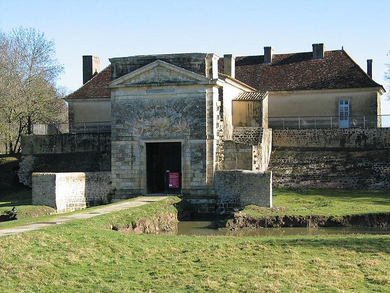 Photo du Monument Historique Fort Médoc situé à Cussac-Fort-Médoc