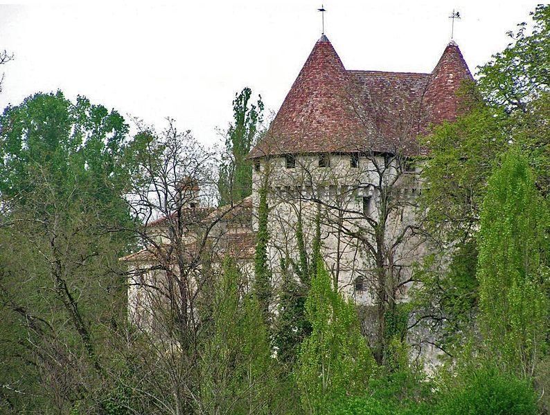 Photo du Monument Historique Château de Preyssac situé à Daignac