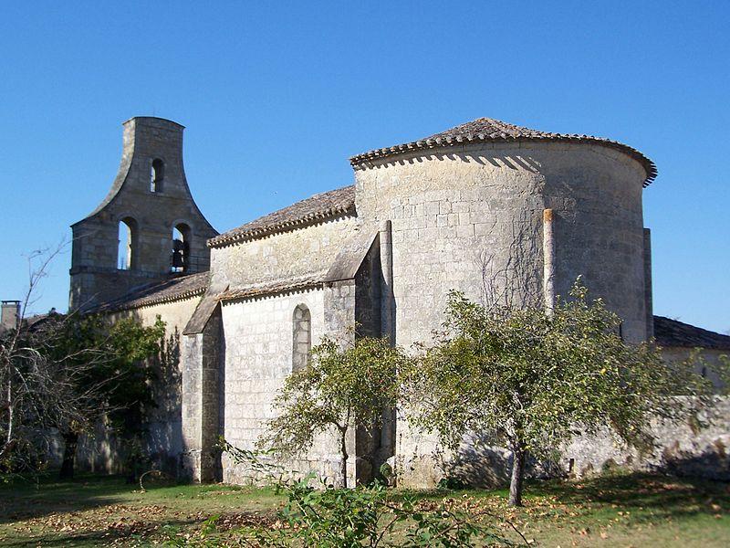 Photo du Monument Historique Eglise Saint-Sulpice situé à Daubèze