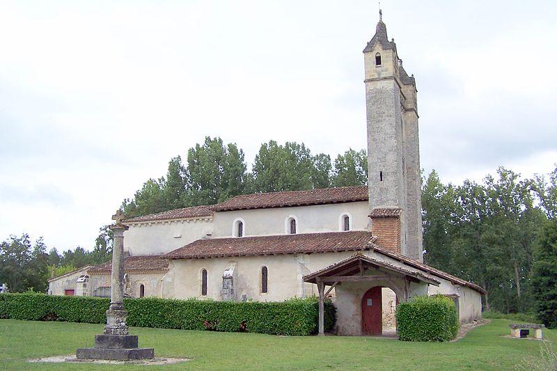 Photo du Monument Historique Eglise Notre-Dame situé à Escaudes