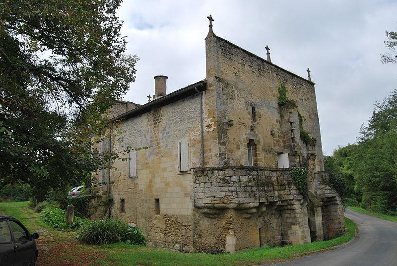 Photo du Monument Historique Moulin Neuf situé à Espiet
