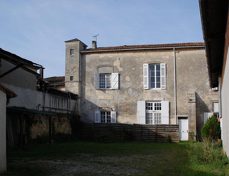 Photo du Monument Historique Ancienne maison noble de Bois Salut, dite Maison Guiraud situé à Eysines