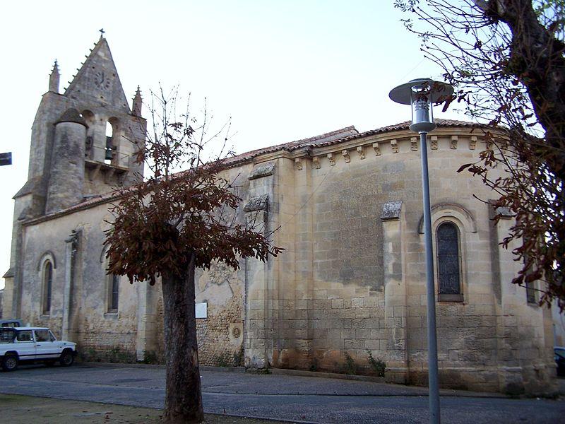 Photo du Monument Historique Eglise Notre-Dame situé à Frontenac