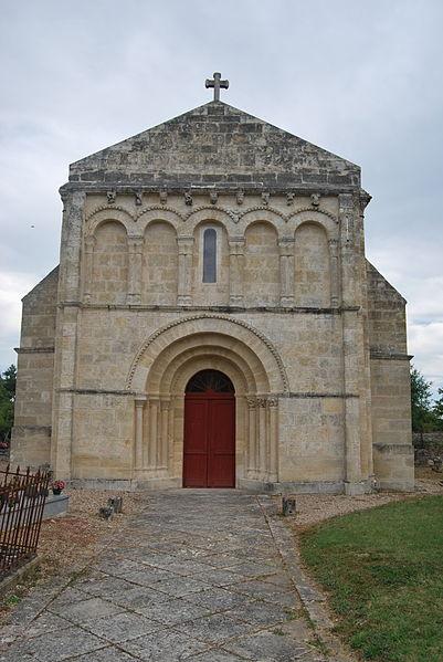 Photo du Monument Historique Eglise Saint-Martin situé à Gardegan-et-Tourtirac