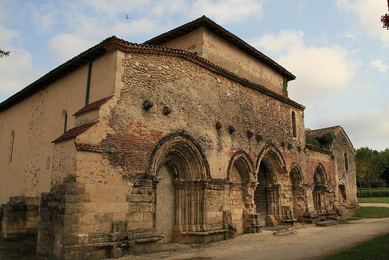 Photo du Monument Historique Prieuré de Cayac situé à Gradignan
