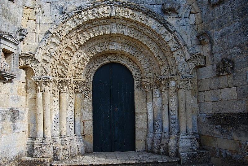 Photo du Monument Historique Eglise Saint-Martin situé à Haux