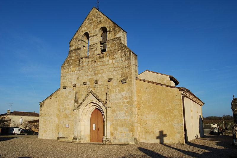 Photo du Monument Historique Eglise Saint-Martin situé à Ladaux