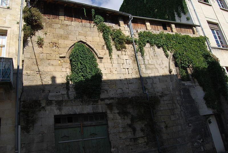 Photo du Monument Historique Ancien couvent des Cordeliers situé à Libourne
