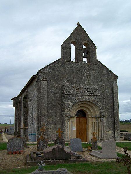 Photo du Monument Historique Eglise Saint-Pierre situé à Martres