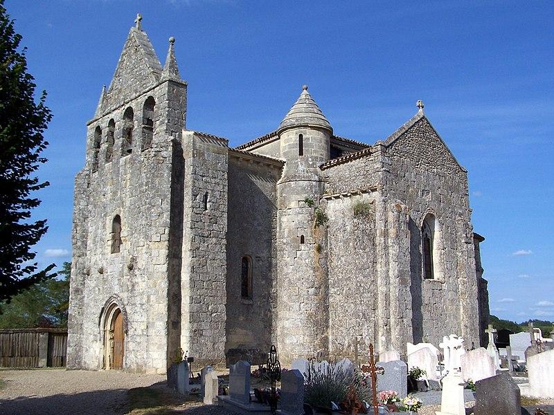 Photo du Monument Historique Eglise Saint-Saturnin situé à Mauriac