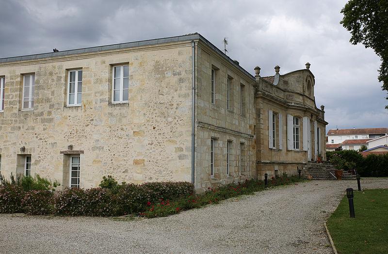 Photo du Monument Historique Chartreuse de Fontcastel situé à Mérignac