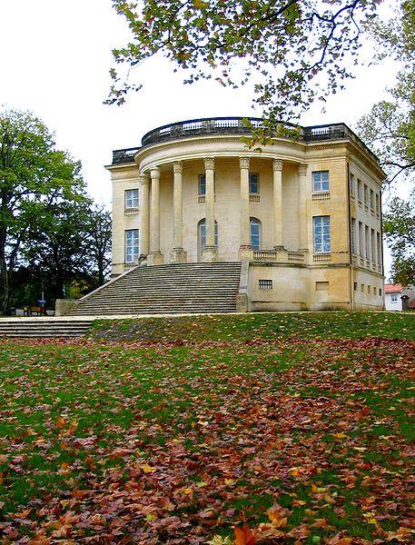 Photo du Monument Historique Château Peychotte, dit aussi Maison Carrée d'Arlac situé à Mérignac