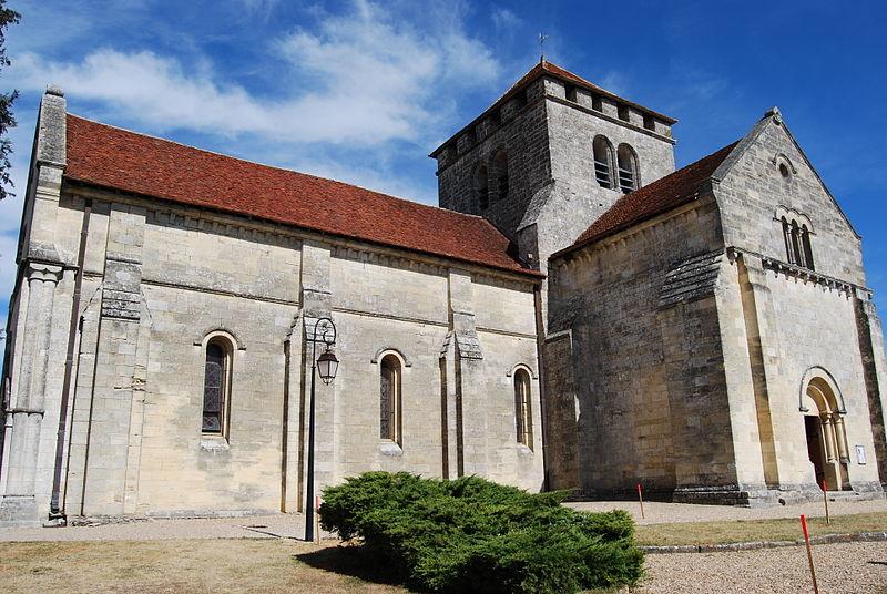 Photo du Monument Historique Eglise Saint-Martin situé à Montagne