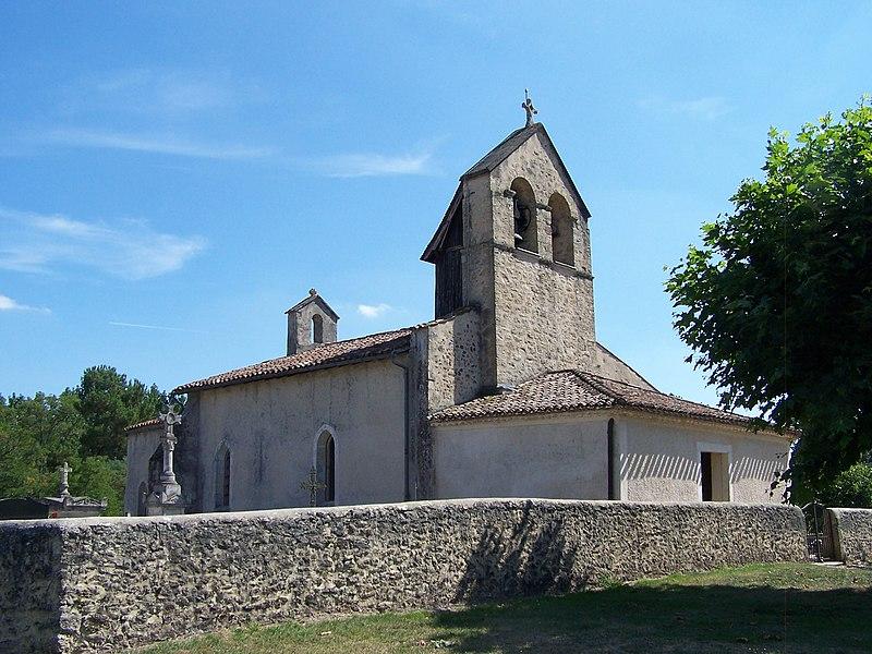 Photo du Monument Historique Eglise Saint-Jean-Baptiste situé à Origne