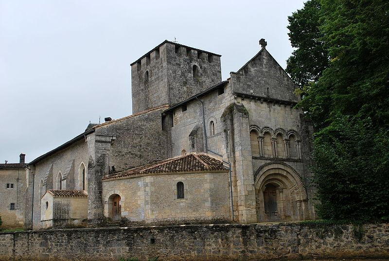 Photo du Monument Historique Eglise Notre-Dame situé à Peujard
