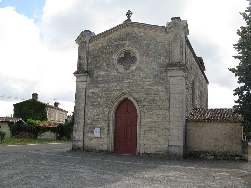 Photo du Monument Historique Eglise Saint-Seurin situé à Le Pian-Médoc