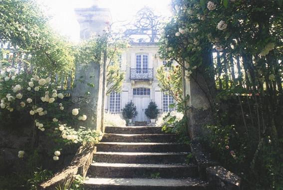 Photo du Monument Historique Château de Mongenan situé à Portets