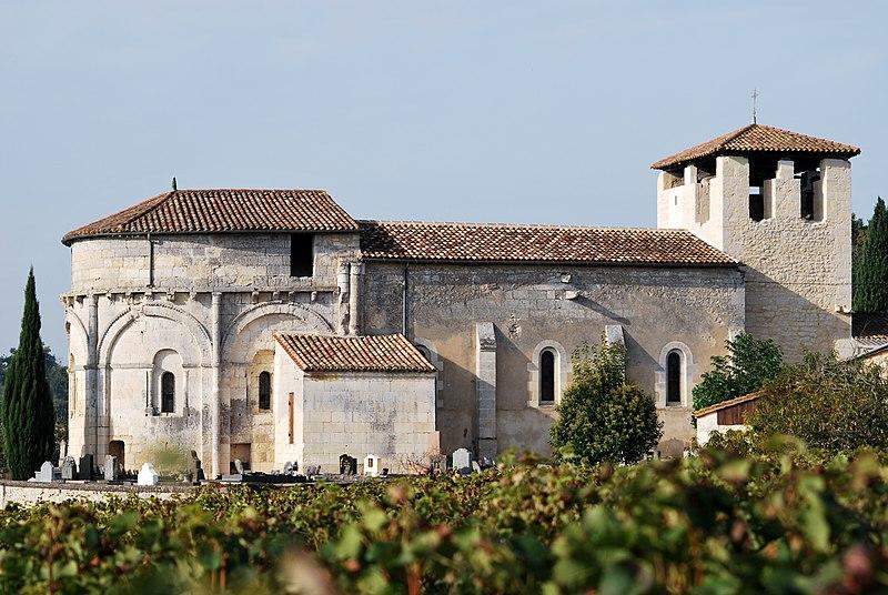 Photo du Monument Historique Eglise Saint-Aignan situé à Saint-Aignan
