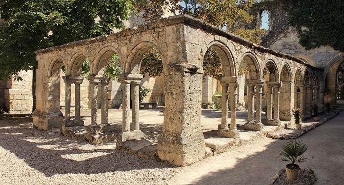 Photo du Monument Historique Ancien couvent des Cordeliers situé à Saint-Emilion