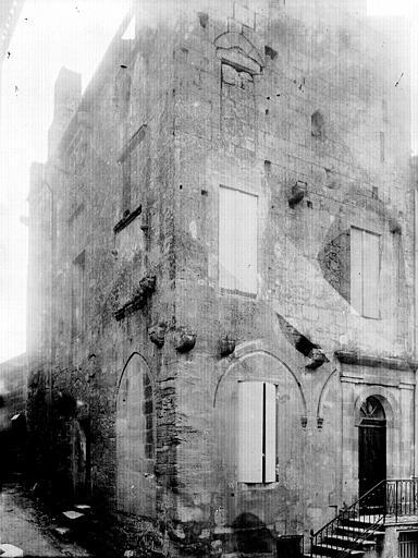 Photo du Monument Historique Maison, dite maison gothique situé à Saint-Emilion