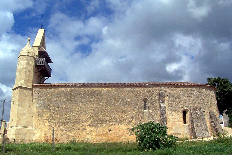 Photo du Monument Historique Eglise Saint-Exupère situé à Saint-Exupéry
