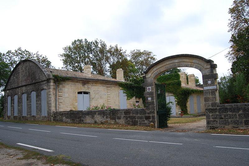 Photo du Monument Historique Domaine de la Seiglière situé à Saint-Louis-de-Montferrand