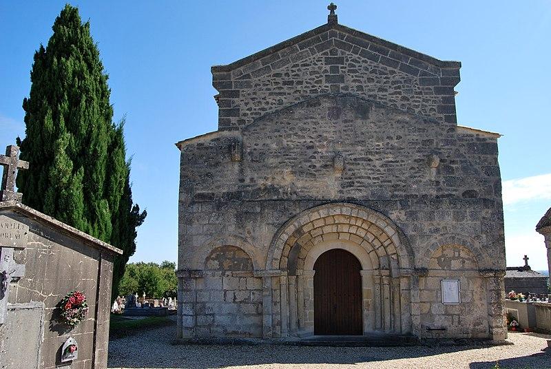 Photo du Monument Historique Eglise situé à Saint-Martin-de-Laye