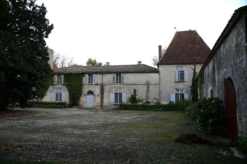 Photo du Monument Historique Château d'Eyrans situé à Saint-Médard-d'Eyrans