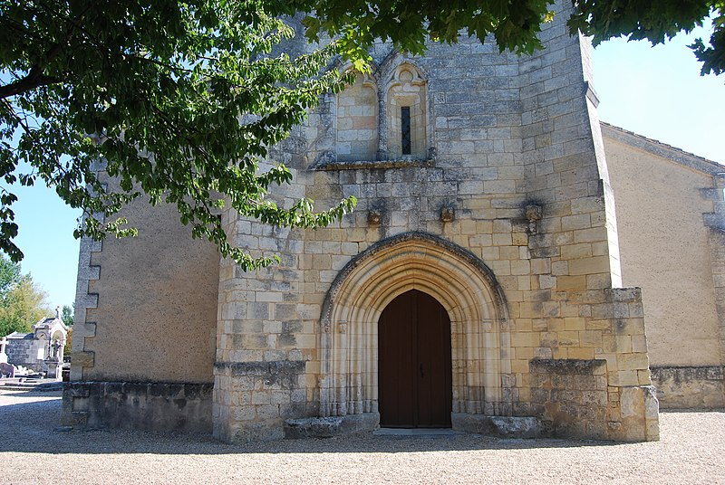Photo du Monument Historique Eglise Saint-Roch de Saint-Sulpice situé à Saint-Sulpice-et-Cameyrac